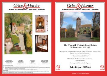 The Windmill, Westgate Road, Belton - Grice & Hunter