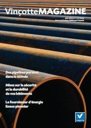 Vinçotte Magazine début d'année 2010