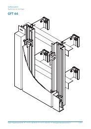 2.03 GFT 44 (pdf) - Gasser Fassadentechnik AG
