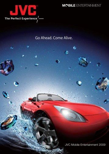 Catalogo Prodotti Car Entertaiment 2009 - Jvc
