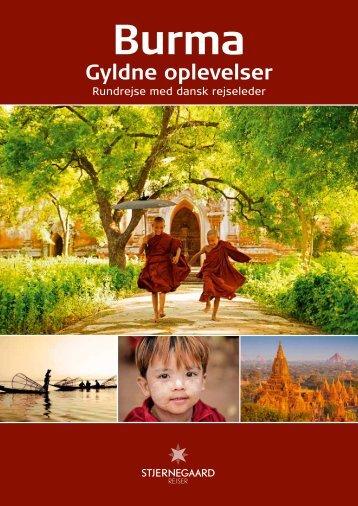 Se katalog - Stjernegaard Rejser