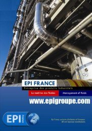 robinetterie - contact@epi-groupe.com