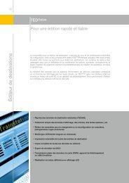 Éditeur de destinations - contact@epi-groupe.com