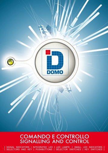 Download catalogo pulsanteria - DOMO