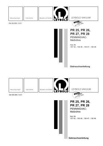 PR 25 Rotationslaser