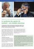 Vivre, c'est respirer - Ligue pulmonaire - Page 7