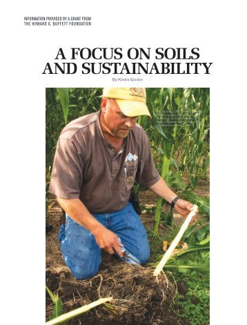 Download PDF for full story. - Harvesting The Potential
