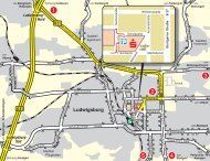 Stadtplan Ludwigsburg .eps - Kreissparkasse Ludwigsburg
