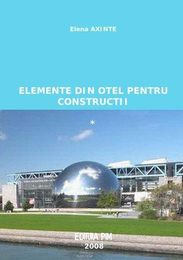 elemente din oţel pentru construcţii - PIM Copy