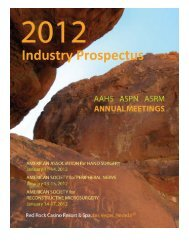 EDUCATIONAL SUPPORT OPPORTUNITIES Industry Prospectus
