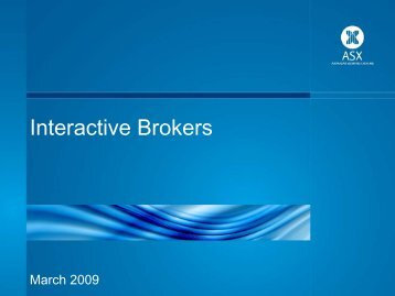 Magnitude PD Day - Interactive Brokers