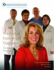 Annual Report_2002.fullbook - Siteman Cancer Center