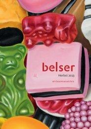 Herbst 2013 - Belser Verlag