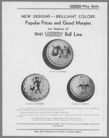 Ball Line - 1941 PDF download - Canadian Museum of Civilization
