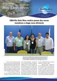 Boletim Informativo Rio Dois Rios - Nº 01 - ceivap