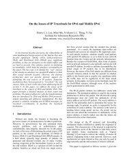 IP Traceback for IPv6 and Mobile IPv6.pdf