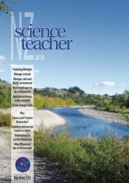 Science Education a Vehicle for the Key Competencies in ... - NZASE