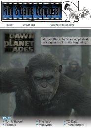 FANDGCOMPOSER ISSUE 7 AUGUST 2014
