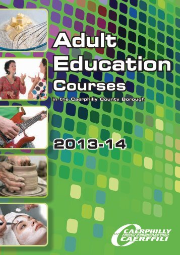 Download a full course brochure
