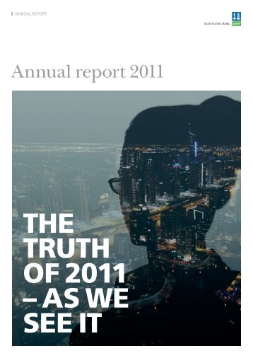 Annual report 2011 - DNV