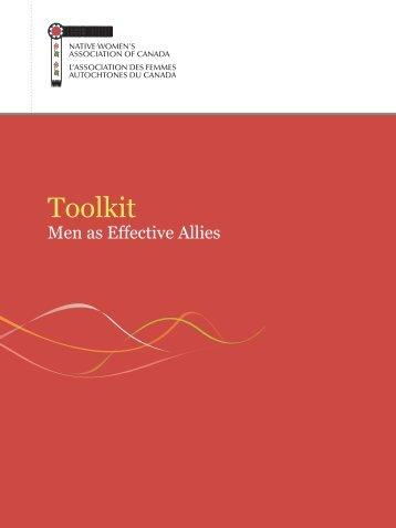 Men as Effective Allies - Native Women's Association of Canada ...