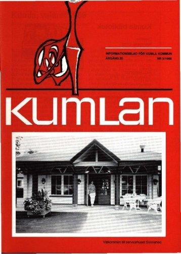 december 1988 - Kumla kommun