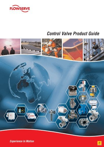 Flowserve Control Valve Product Guide - Sea