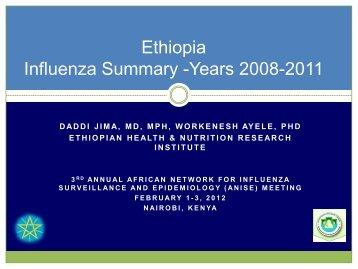 Ethiopia - PSA