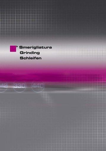 Smerigliatura Grinding Schleifen - Sea