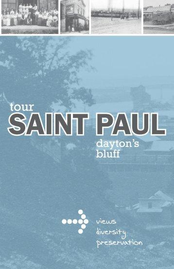 dayton's bluff -  Historic Saint Paul