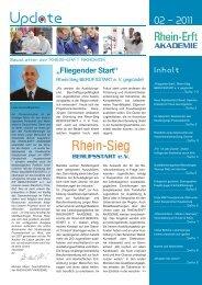 Update 02-2011 - Rhein-Erft-Akademie