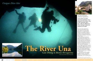 The River Una - X-Ray Magazine