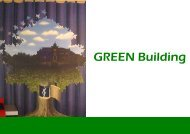 GREEN Building - THINK GREEN