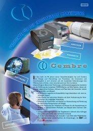 Broschüre (pdf) 2,7 MB - Cembre