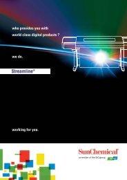 Streamline Produktreihe - Coates Screen