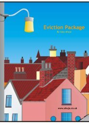 Eviction Package