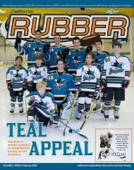 Goal Getters - Rubber Magazine