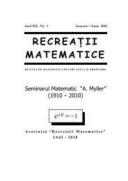 format .pdf, 4.1 MB - Recreaţii Matematice