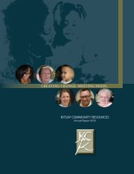 2009 Annual Report - Kitsap Community Resources