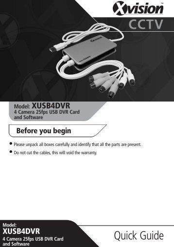 Quick Guide - Y3k.com