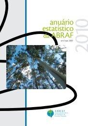 Anuário Estatístico da ABRAF 2010 - Associação Brasileira de ...