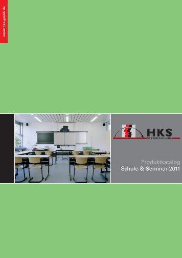 für interaktive Whiteboards - HKS - Systemtechnik GmbH