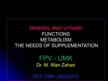 umk-dvt1084-wzm-mineral nutrition - UMK CARNIVORES 3