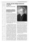 Kirchenmusikalische Mitteilungen Nr 124 - April 2008 - Amt für ... - Seite 4