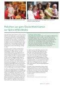 Spina bifida-Woche Seite Ω 5 - HKA: Spendeninformationen ... - Seite 5