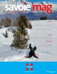 décembre 2009 - Conseil Général de Savoie