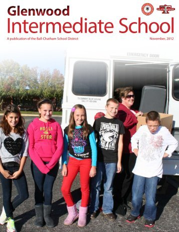 Glenwood Intermediate School - Ball Chatham CUSD #5
