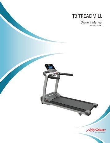 life fitness r3 recumbent bike manual