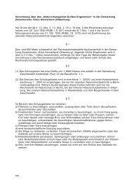 "Verordnung über das ""Naturschutzgebiet Großes Engelsmeer"" in ..."