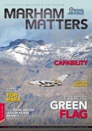 Issue 4 - Marham Matters Online